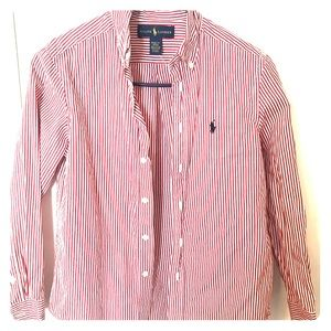Boys Ralph Lauren Polo Button Down